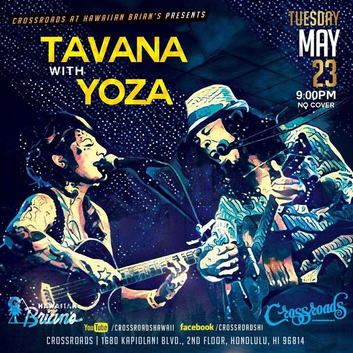 YOZA Tour Dates