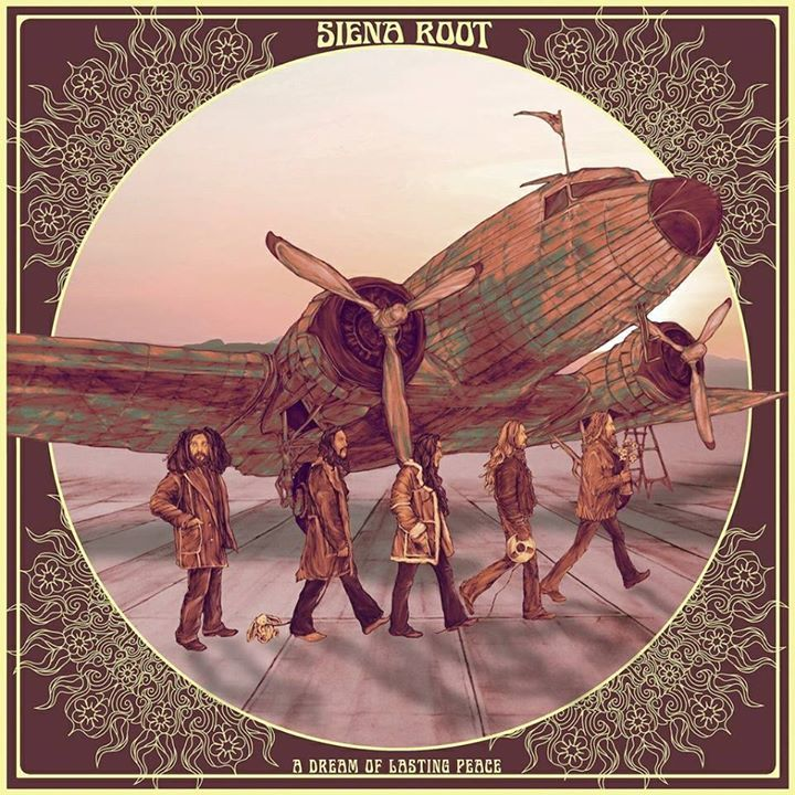 Siena Root Tour Dates