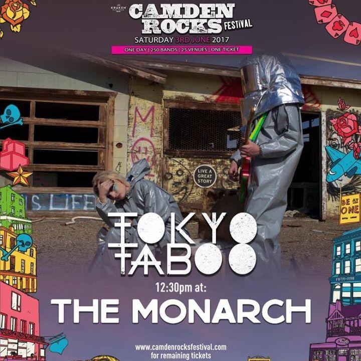 Tokyo Taboo Tour Dates
