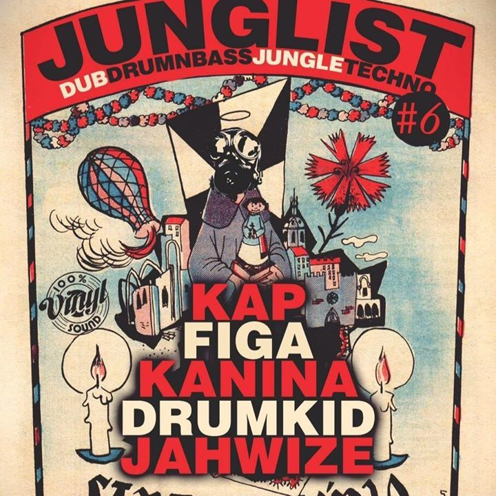 DJ Drumkid Tour Dates