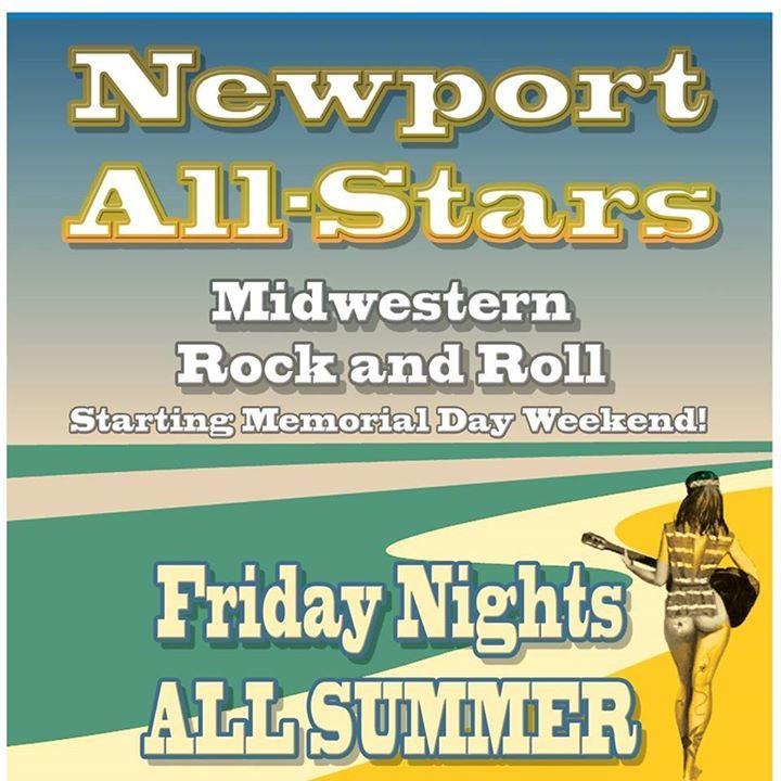 Newport Jam Tour Dates