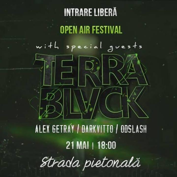 Terra Blvck Tour Dates