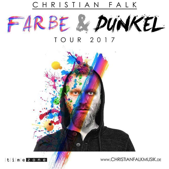 Christian Falk Tour Dates