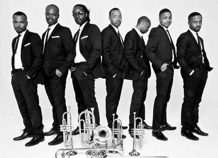 Hypnotic Brass Ensemble @ Bestival - Lulworth, United Kingdom