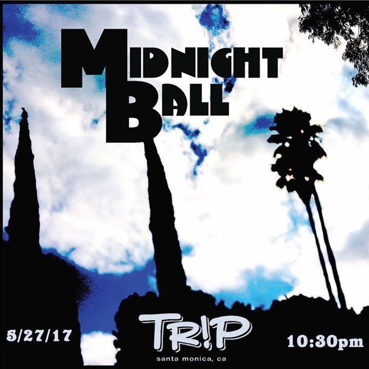 Midnight Ball Tour Dates
