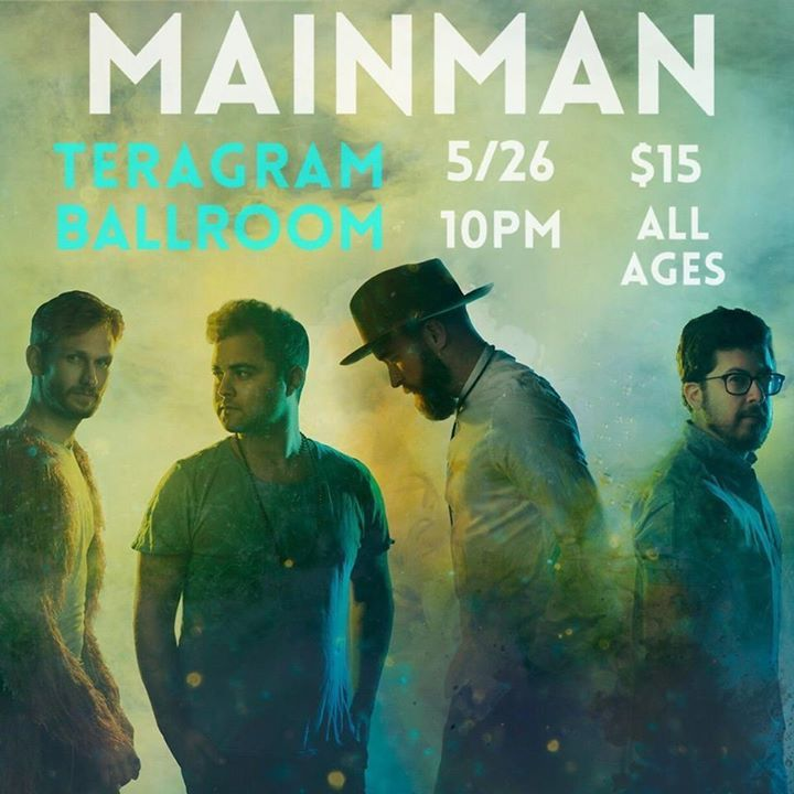Mainman Tour Dates