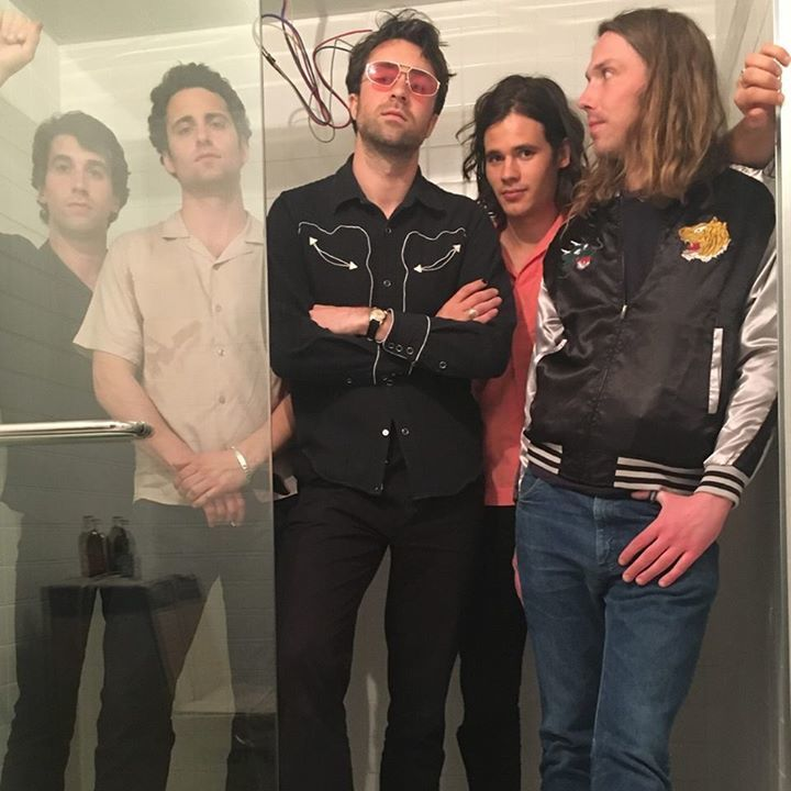The Vaccines Tour Dates