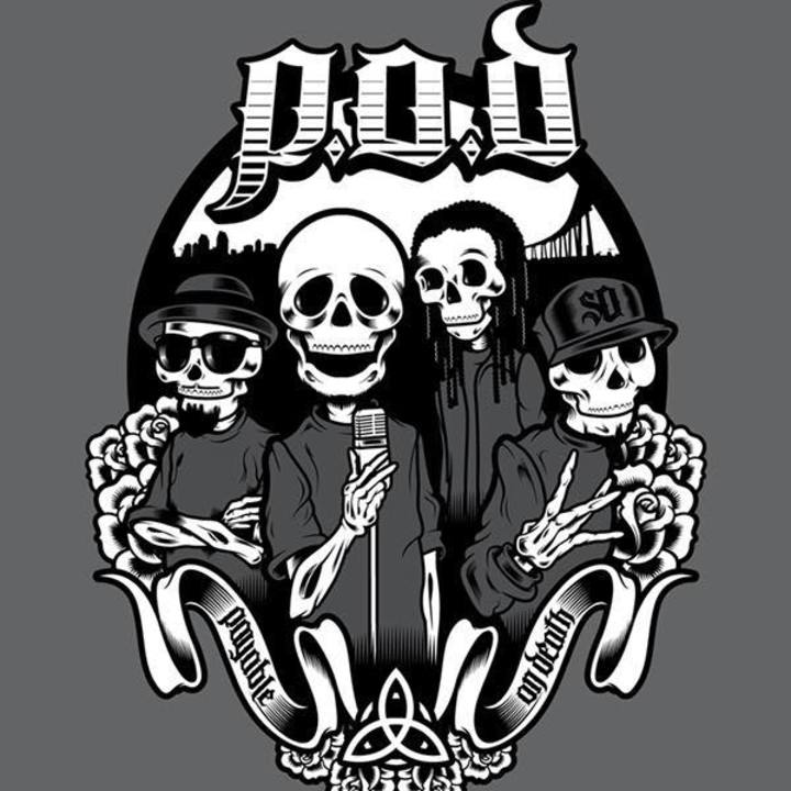 P.O.D. Tour Dates