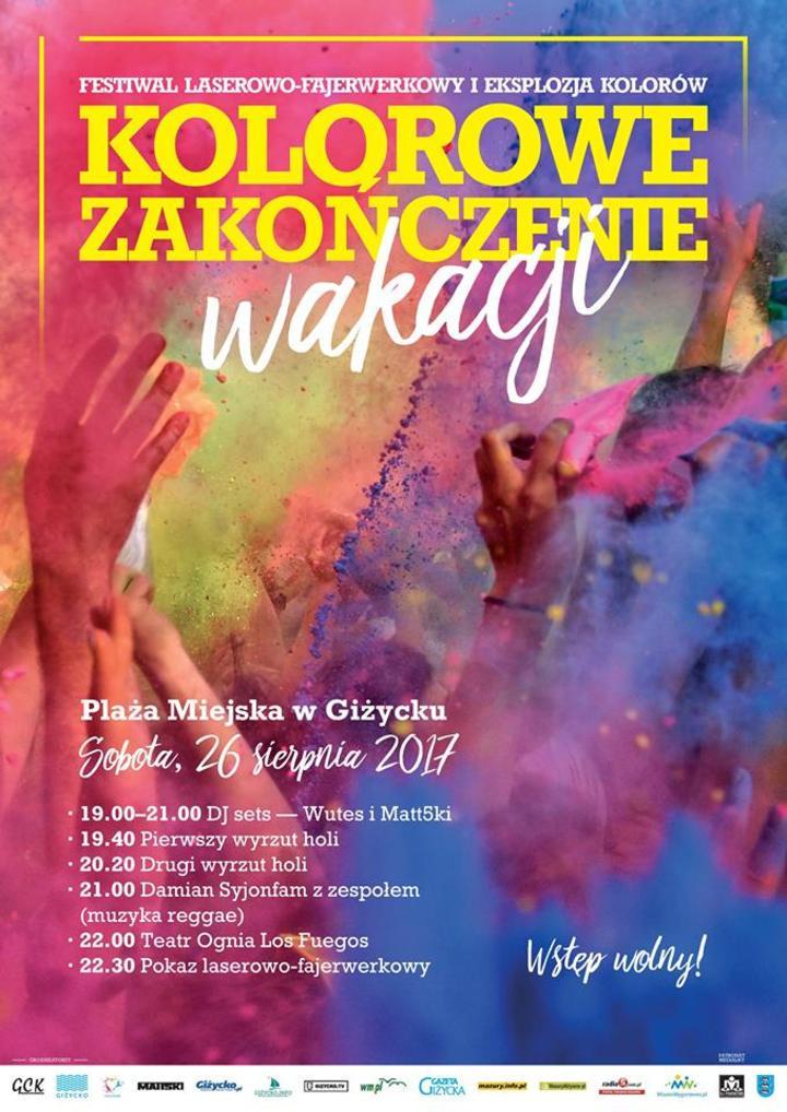Matt5ki @ Eksplozja Kolorów - Gizycko, Poland