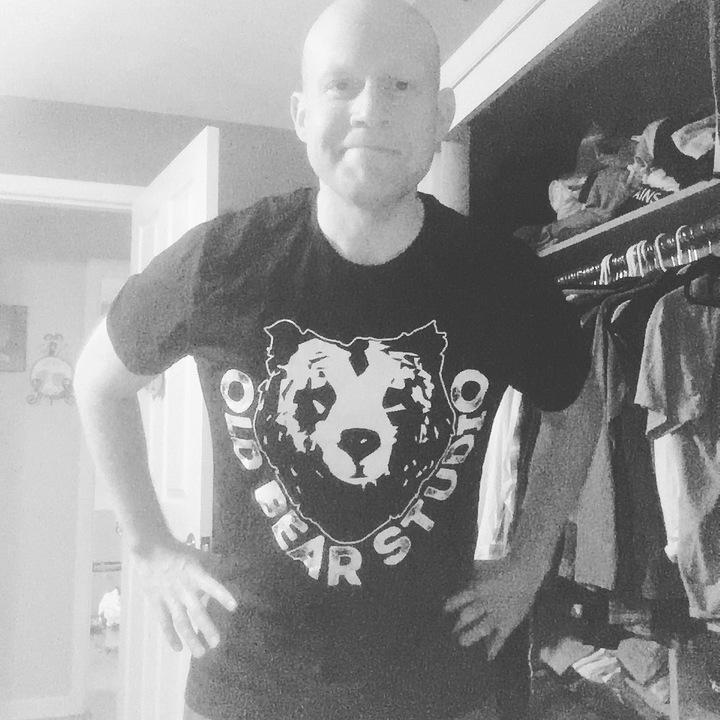 Rick Lee James @ Recording At Old Bear Studio - Batavia, NY