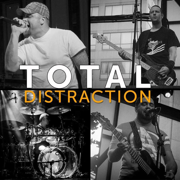 Total Distraction Tour Dates