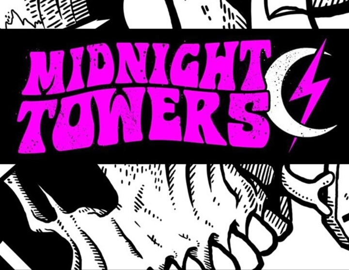 Midnight Towers Tour Dates