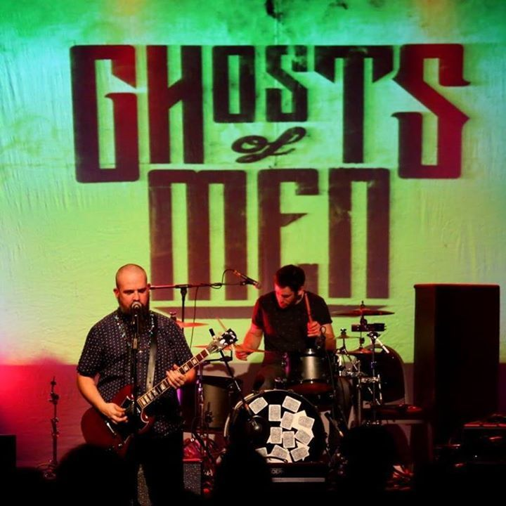 Ghosts of Men Tour Dates