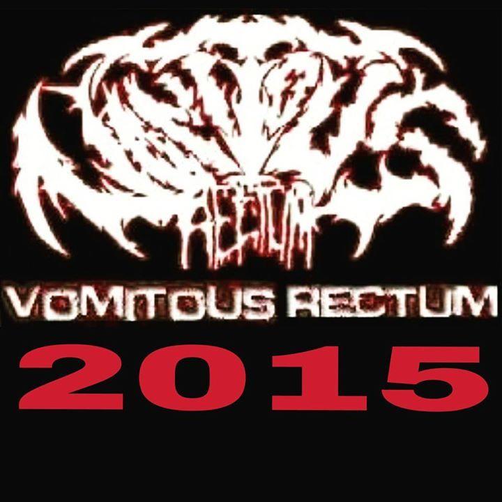 Vomitous Rectum Tour Dates