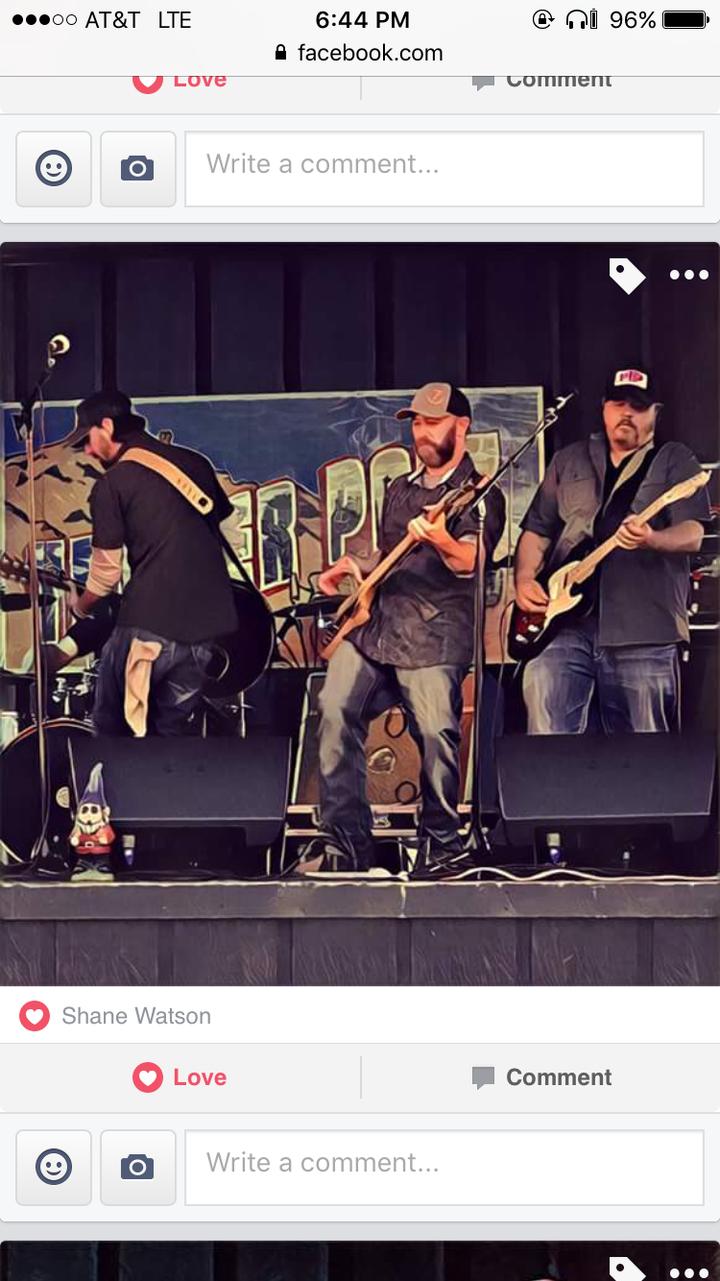 Shane Watson Band @ Bubba's Brewhouse  - Durant, OK