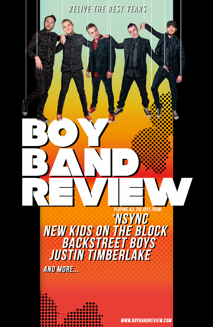 Boy Band Review Chicago @ Jenny's Southside Tap - Mokena, IL
