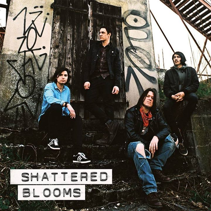 Shattered Blooms Tour Dates