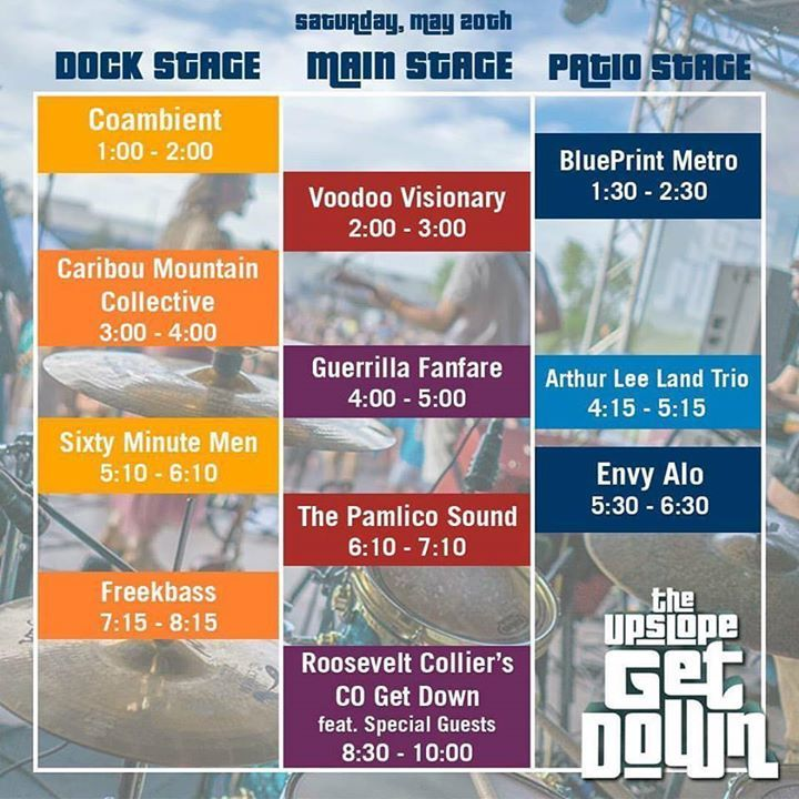 The Pamlico Sound Tour Dates