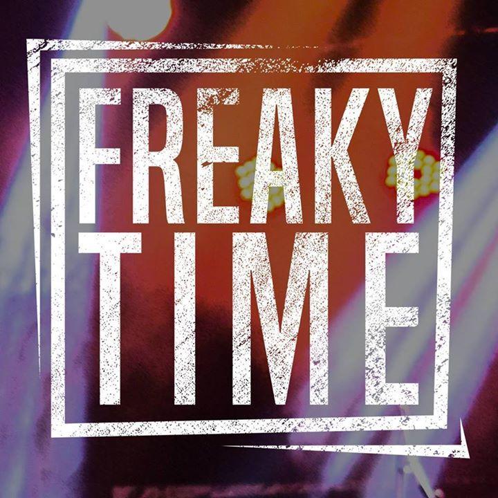 Freaky Time @ LE PLAN - Ris-Orangis, France