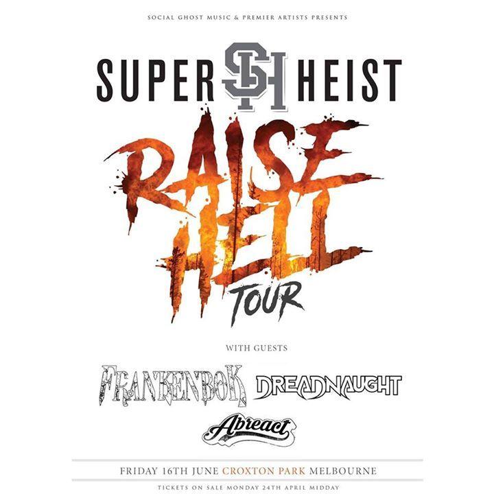 ABREACT Tour Dates