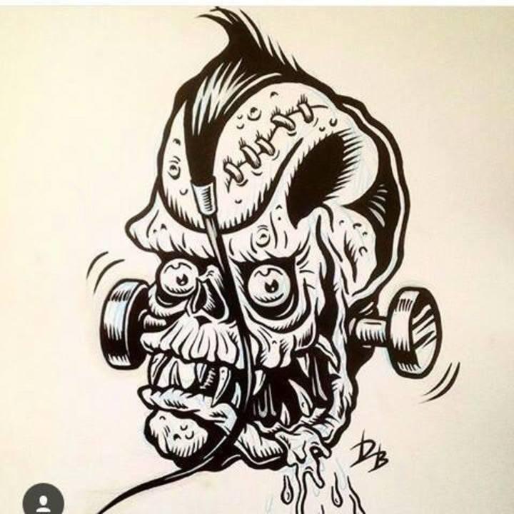Kamikaze Zombie Tour Dates