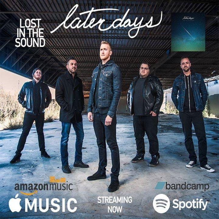 Later Days Tour Dates