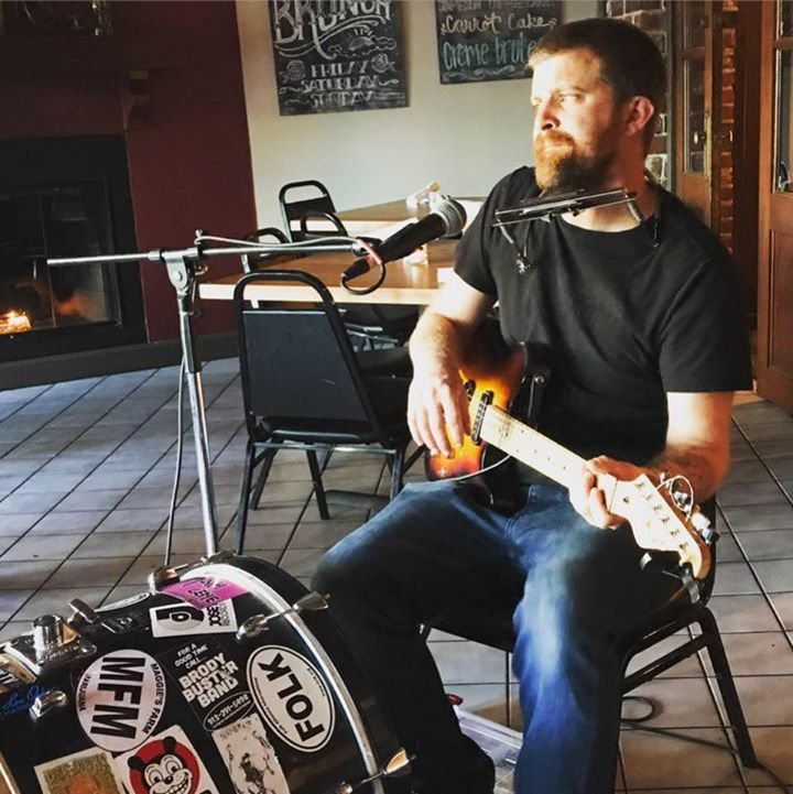 Brody Buster's One Man Band Tour Dates