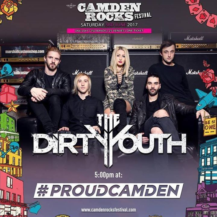 THE DIRTY YOUTH Tour Dates