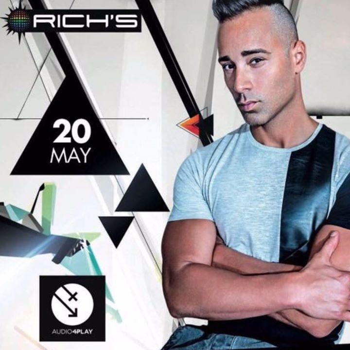 DJ Hector Fonseca Tour Dates