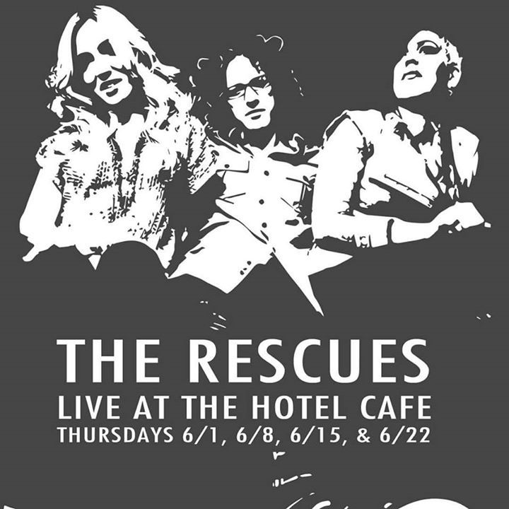 The Rescues Tour Dates