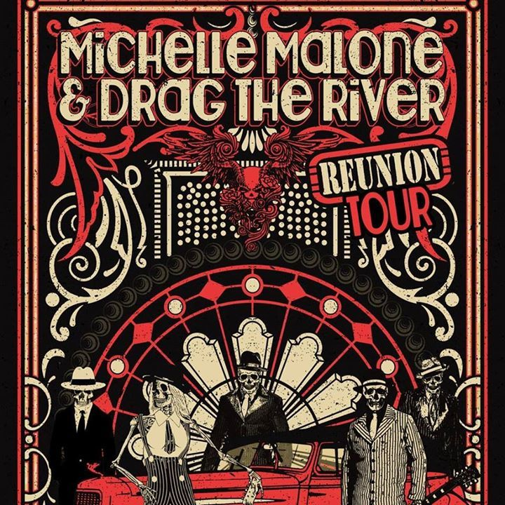 Michelle Malone and Drag The River @ The Foundry - Athens, GA