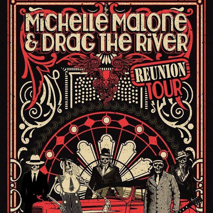 Michelle Malone and Drag The River @ Sky City - Augusta, GA