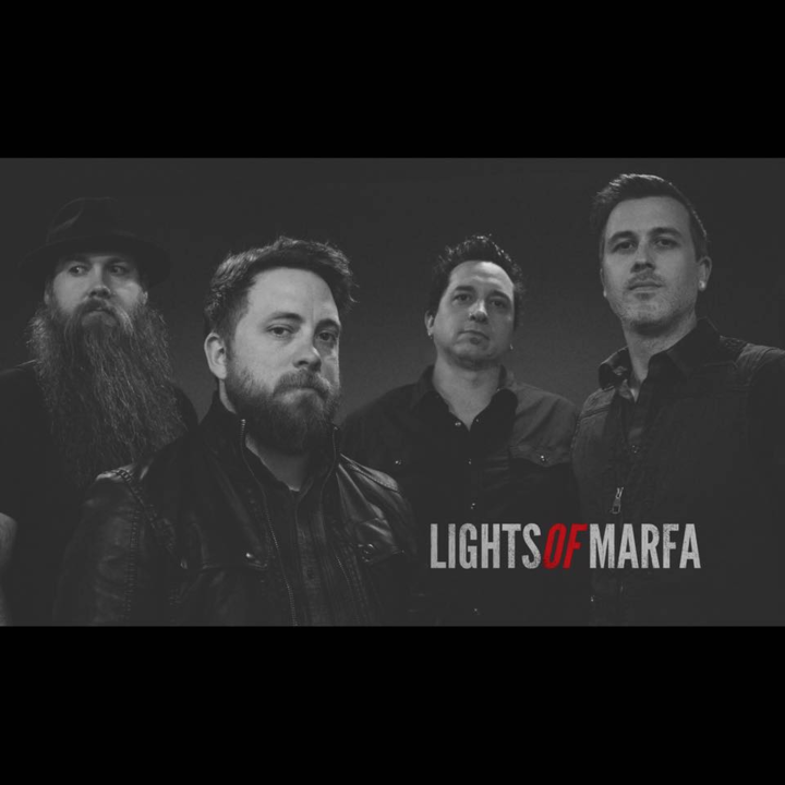 Lights of Marfa Tour Dates