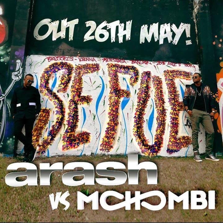Arash Tour Dates