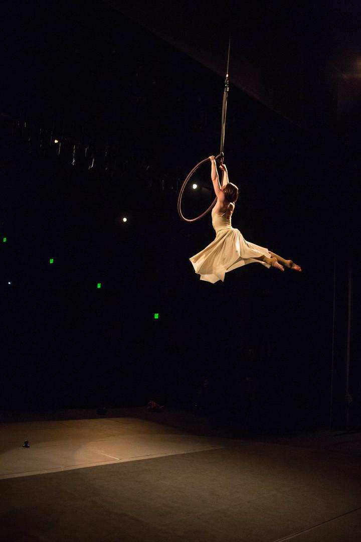 Aerial Elle @ El Portal Theatre - Los Angeles, CA