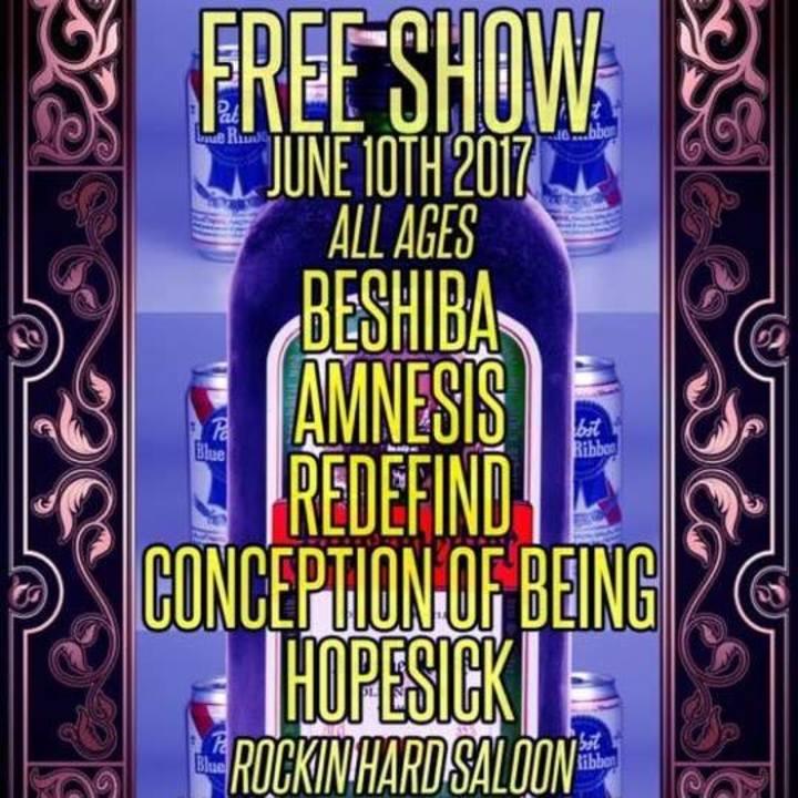 REdEFIND Tour Dates
