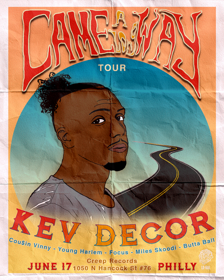 Kev Decor Tour Dates