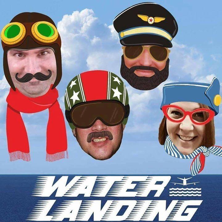 Water Landing Tour Dates