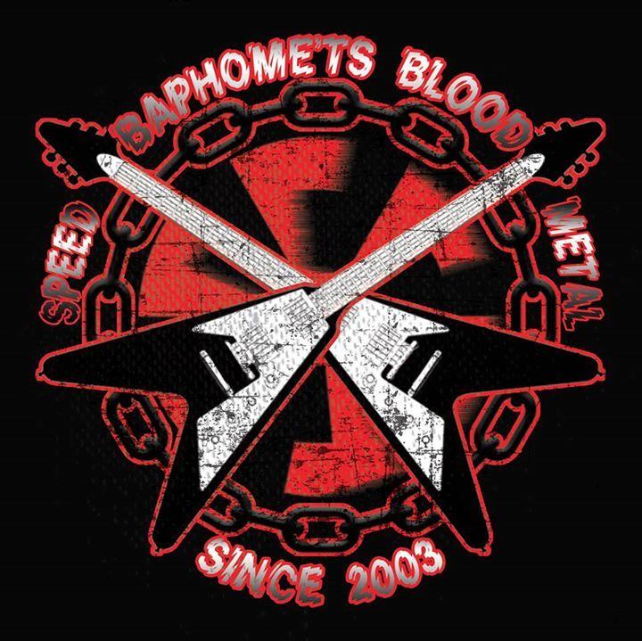 Baphomet's Blood (official) Tour Dates