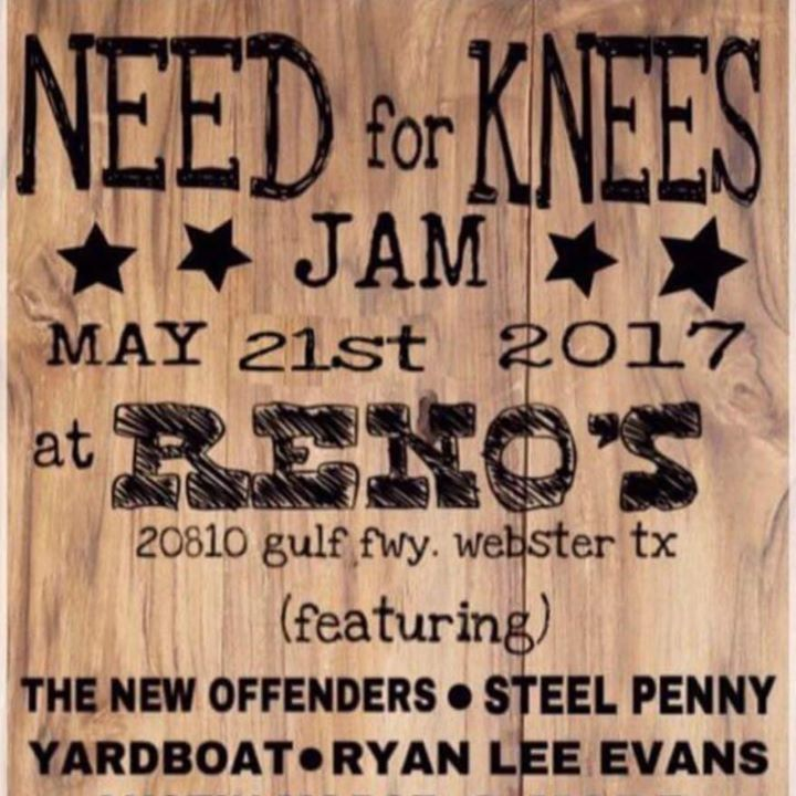 Steel Penny @ Jack's Roadhouse w/ JJ Garrett Band - San Marcos, TX
