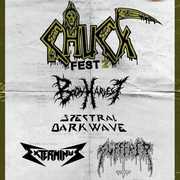 Exterminus Tour Dates