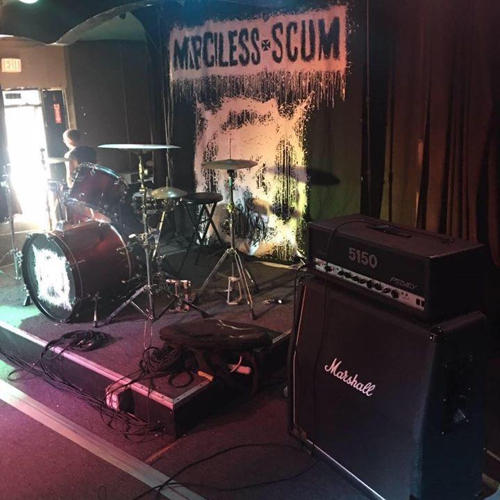 Merciless Scum Tour Dates