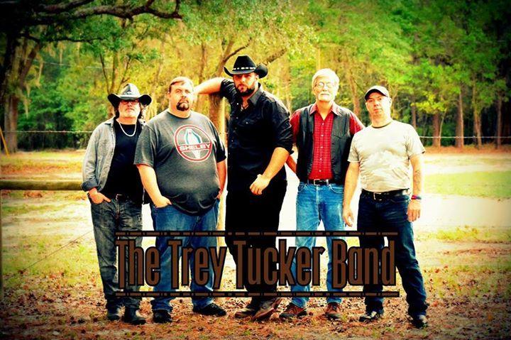 The Trey Tucker Band Tour Dates