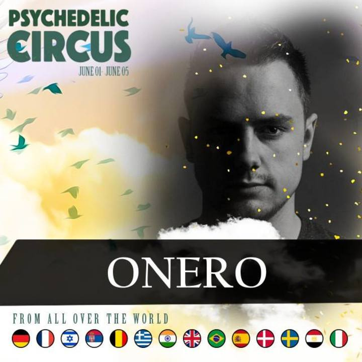 Onero Tour Dates