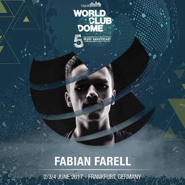 Fabian Farell Tour Dates