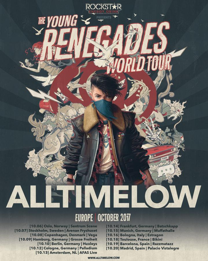 All Time Low @ Palladium - Köln, Germany