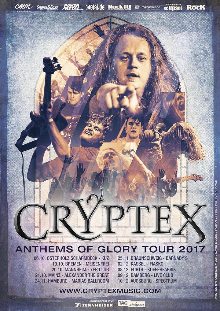 Cryptex @ Live Club - Bamberg, Germany
