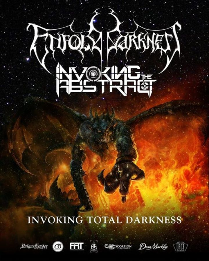 Enfold Darkness Tour Dates