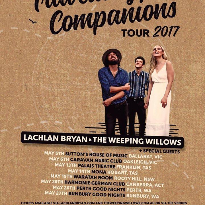 Lachlan Bryan Tour Dates