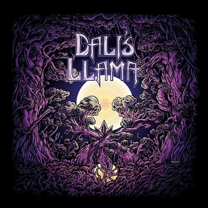 Dali's Llama Tour Dates